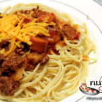 Picture of Filipino Spaghetti with Meat Sauce