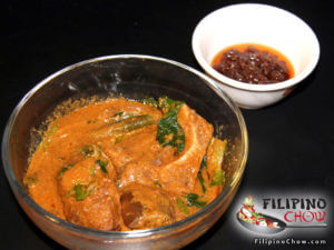 Picture of Kare Kare (Beef Stew in Peanut Sauce)