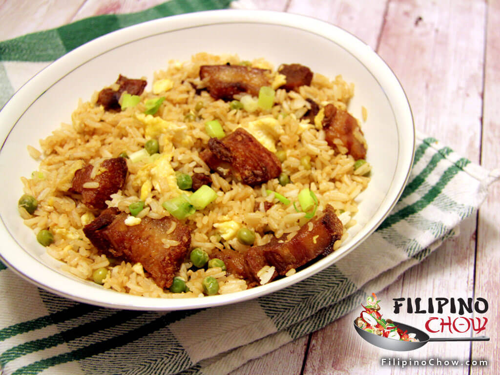 Picture of Lechon Fried Rice Image