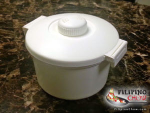 Picture of Microwave Rice Cooker