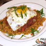 Picture of Pancit Canton Corned Beef and Egg