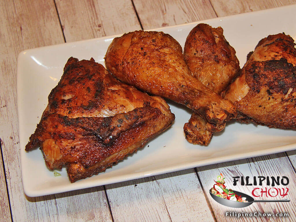 Picture of Fried Chicken (Pritong Manok) Image