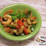 Picture of Shrimp and Vegetable Stir Fry
