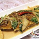 Picture of Spicy Ginataang Tilapia