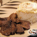 Picture of Tapsilog (Beef Tapa with Garlic Fried Rice and Fried Egg)