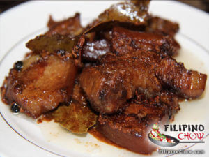 Picture of Adobong Baboy (Pork Adobo)