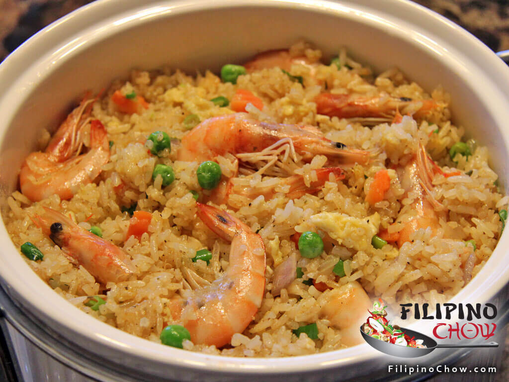 Shrimp fried rice filipino chows philippine food and recipes forumfinder Choice Image