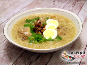 Picture of Arroz Caldo