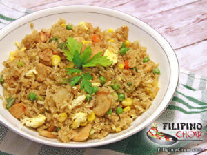 Picture of Chicken Fried Rice