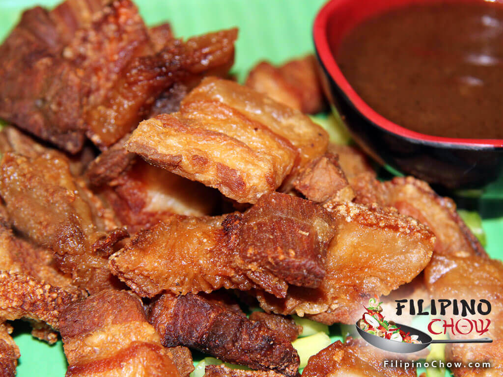 Image of Picture of Lechon Kawali