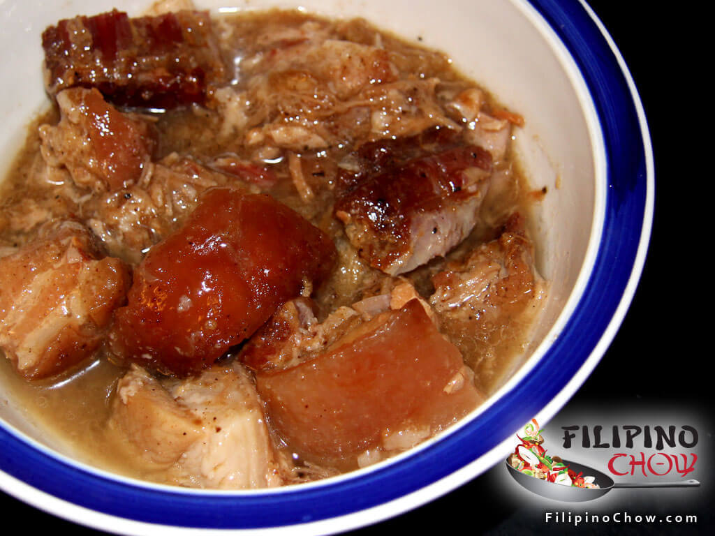 Image of Picture of Lechon Paksiw