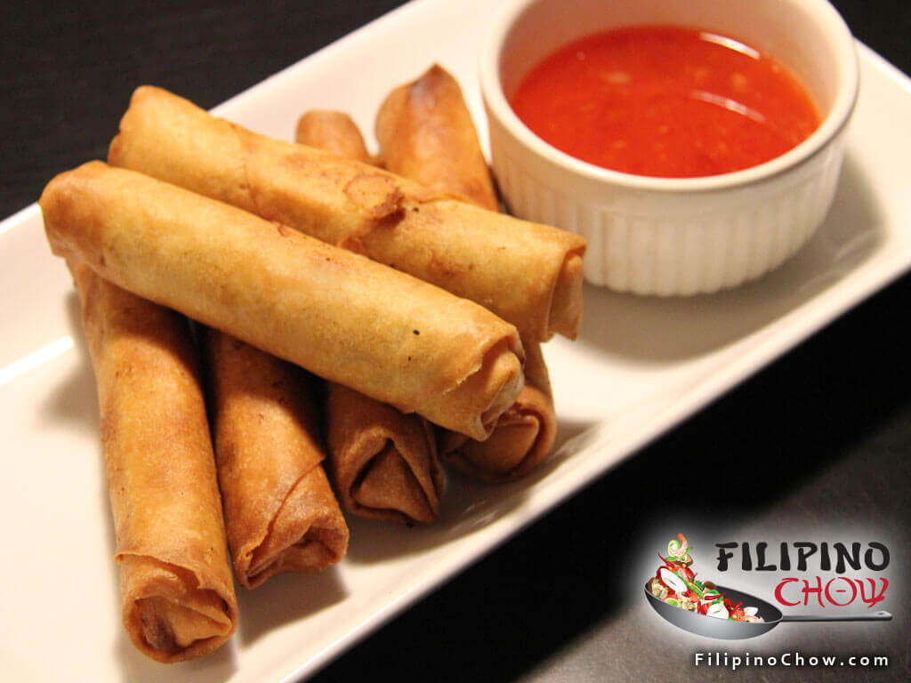 Image of Picture of Lumpiang Shanghai (Spring Rolls)