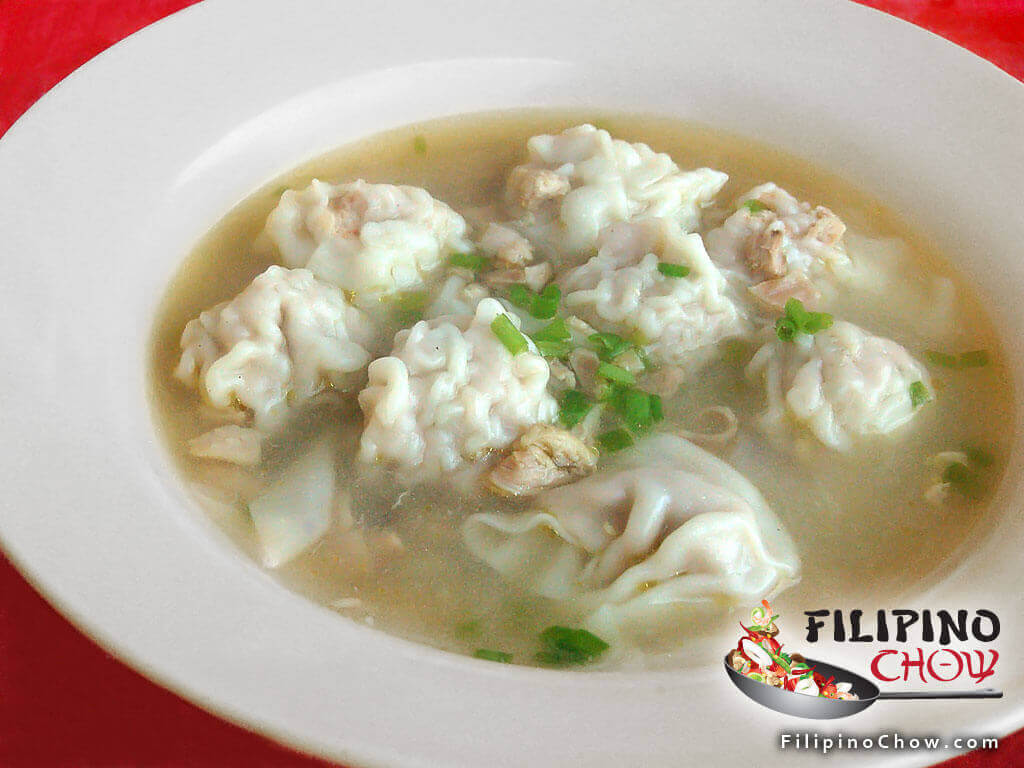 Image of Picture of Pancit Molo
