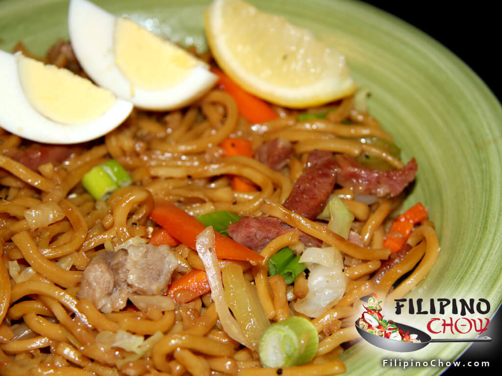Image of Picture of Pansit Canton