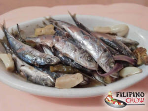 Picture of Paksiw Na Isda (Fish Poached in Vinegar and Ginger)