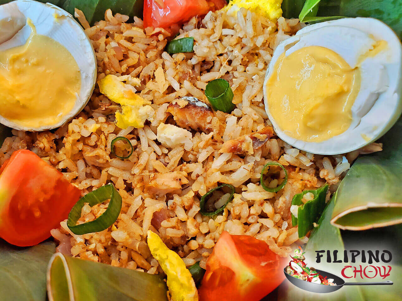 Image of Picture of Tinapa Fried Rice