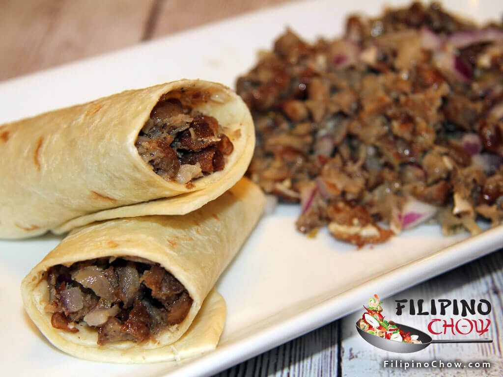 Picture of Sisig Taco
