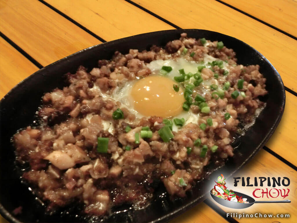 Image of Picture of Sisig