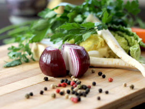 Vegetables for Healthy Cooking