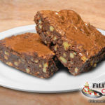 Picture of Chewy Chocolate Walnut Brownies