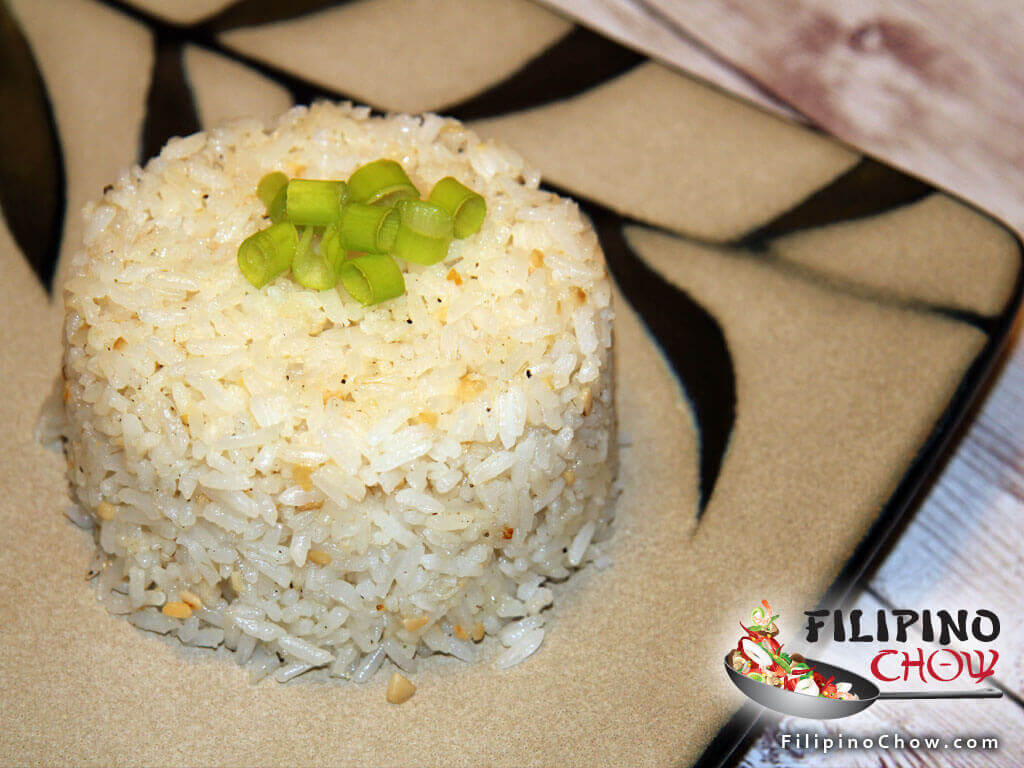 Image of Picture of Garlic Fried Rice
