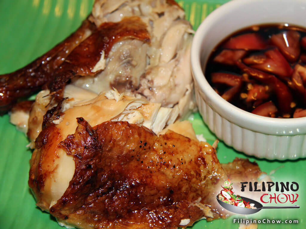 Image of Picture of Lechon manok